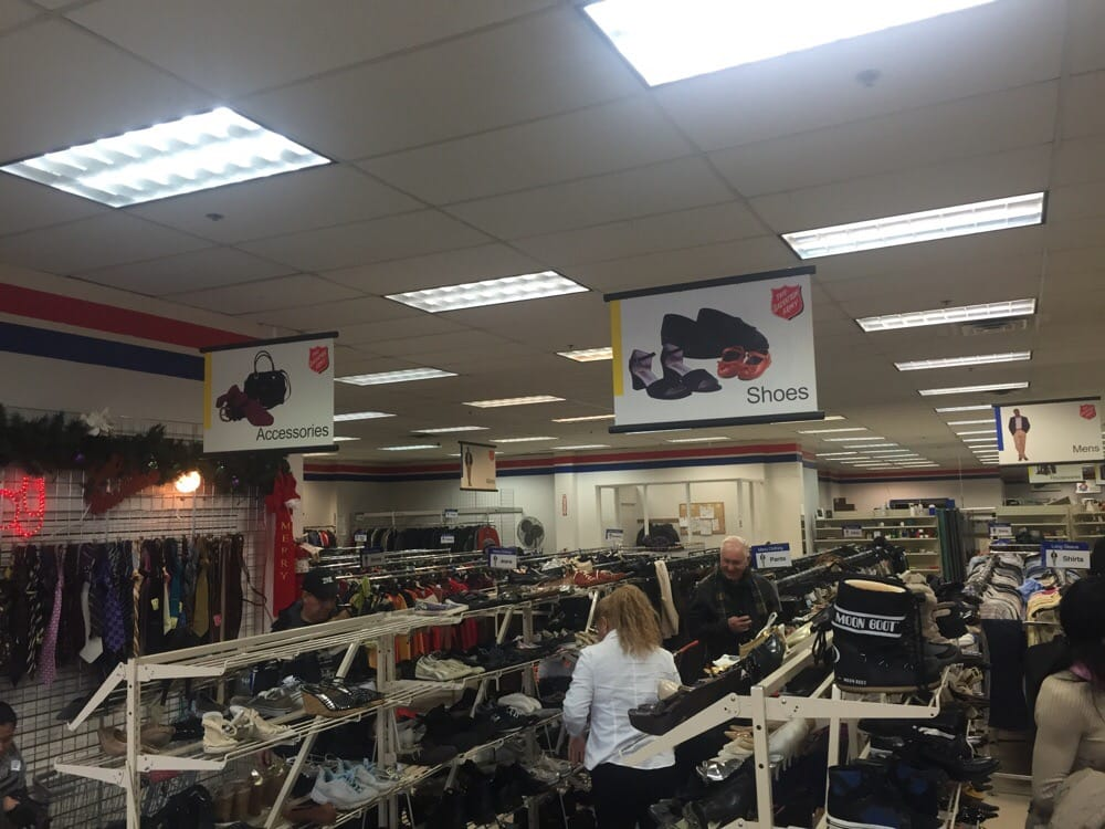 Salvation Army Store Long Island