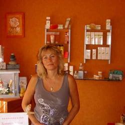 Inhaberin Sabine Stolle