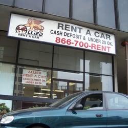 Allied Car Rental Los Angeles