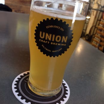 Union craft brewing woodberry baltimore md yelp for Union craft brewing baltimore md