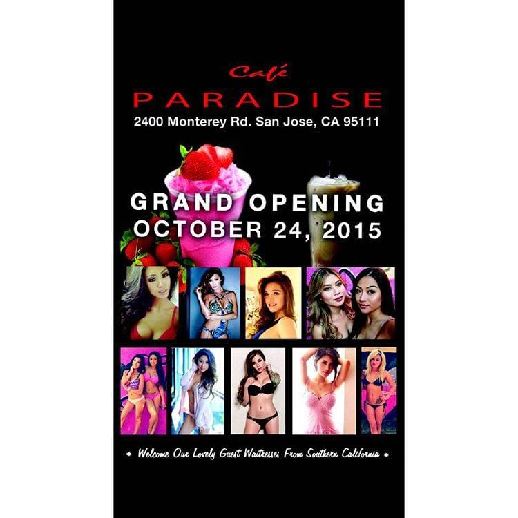 Paradise Cafe Near Me