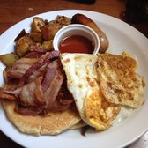 The Breakfast Club - All American Breakfast - London, United Kingdom