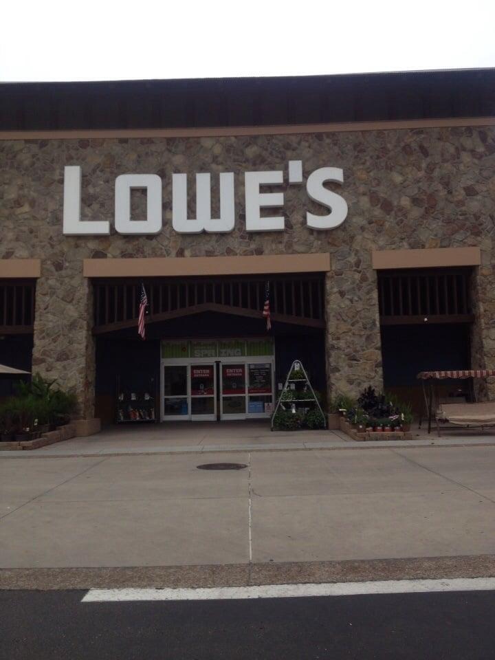 Lowe s home improvement 38 photos hardware stores for Custom home interiors charlotte mi