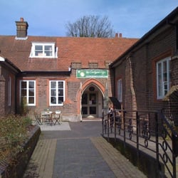The Courtyard Cafe, St Albans, Hertfordshire