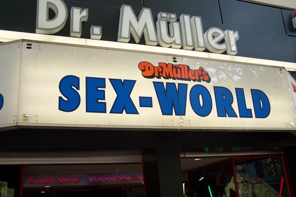 geldsklaven dr müllers sex world köln