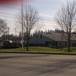 Tanasbourne Rv & Mini Storage - Our beautiful Washington County facility conveniently located on Cornell Road. - Hillsboro, OR, Vereinigte Staaten