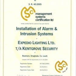 Kentgrove Security, Drogheda, Co. Louth, Ireland