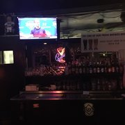 R Bar - Treasure Island, FL, États-Unis. Many many drink options.