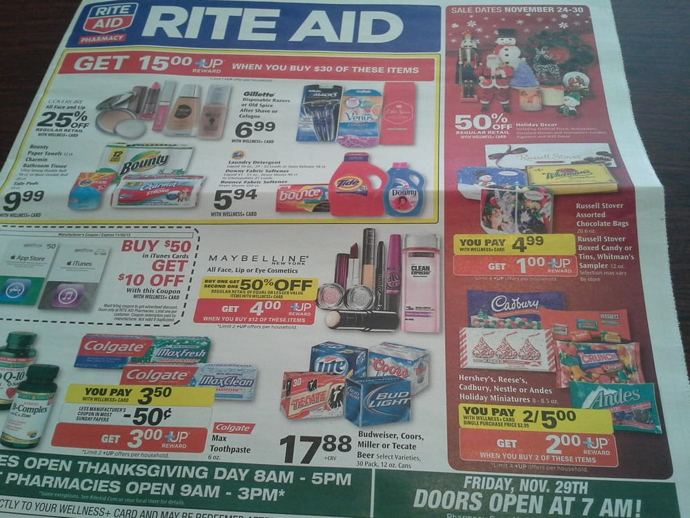 rite aid essay Get started please answer the questions in the rite aid case in your own words following apa format you may answer them question by question question answers.