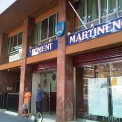 Fomento Martinense Ateneo Obrero, Barcelona, Spain
