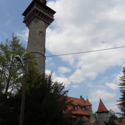 Aussichtsturm Frankewarte, Würzburg, Bayern