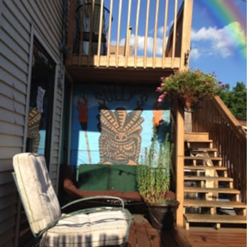 Sully s pub music venues parkville hartford ct Relaxed backyard deck ideas