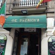 St. Patrick's, Valencia, Spain