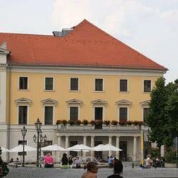 Bismarckplatz, Regensburg, Bayern