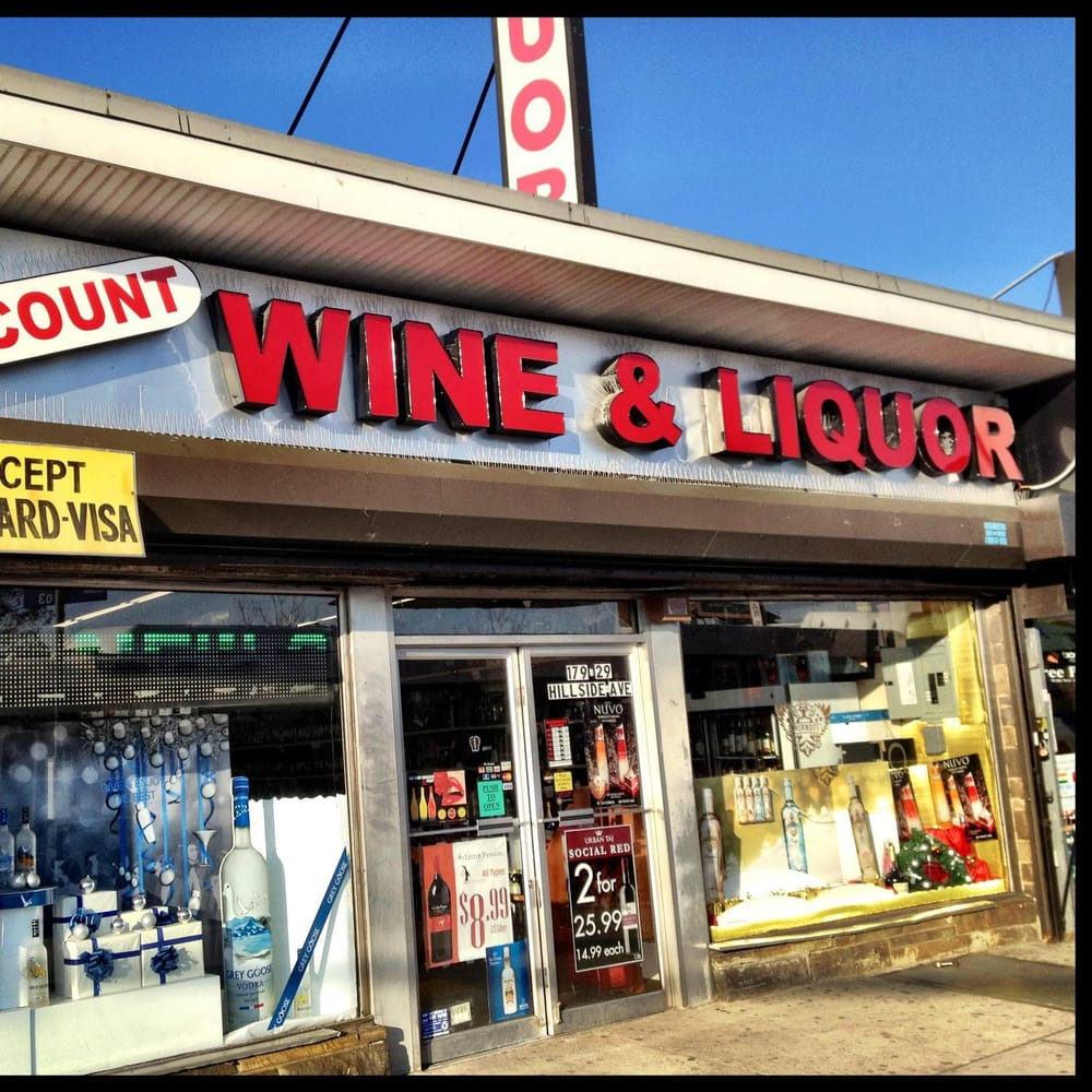Liquor world discount wine liquors slijterij jamaica for Hillside motors queens ny