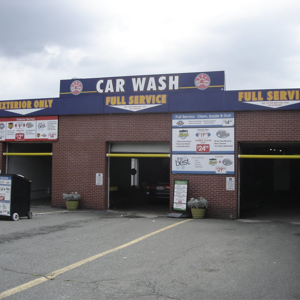 Simoniz Car Wash - Car Wash - Malden, MA - Reviews - Photos - Yelp