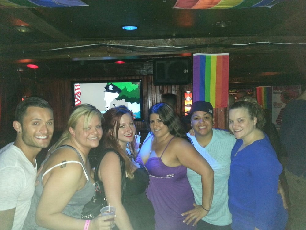 Coliseum gay club nj