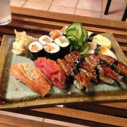 Bestes Sushi in der Stadt