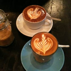 Cappuccino & Latté