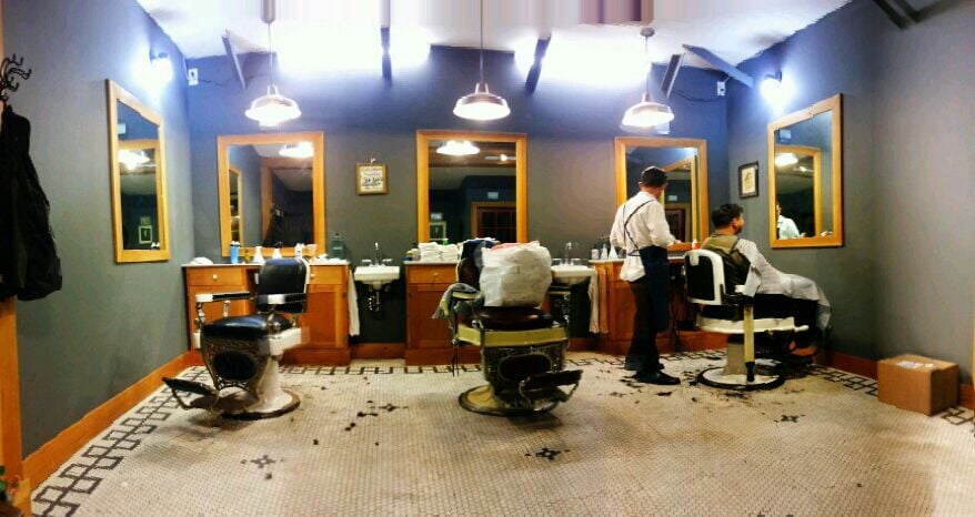 Temescal Alley Barber Shop - Oakland, CA, United States