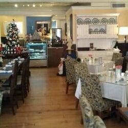 Blue Willow Tea Room In Petersburg Va