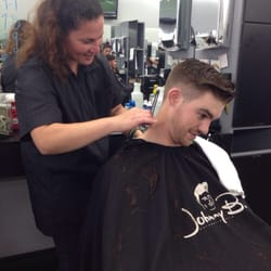 Knuckleheads Barber Shop - Oceanside, CA, United States. Sara is ...