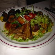 Mixed Jerk Meat Grill, £15.50