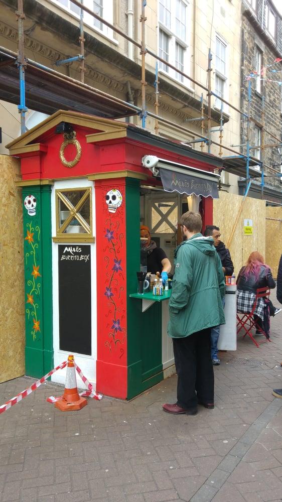 Mexican Restaurants In Edinburgh Rose Street