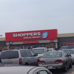 Shoppers toronto