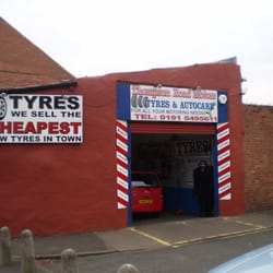 Thompson Road Motors, Sunderland, Tyne and Wear