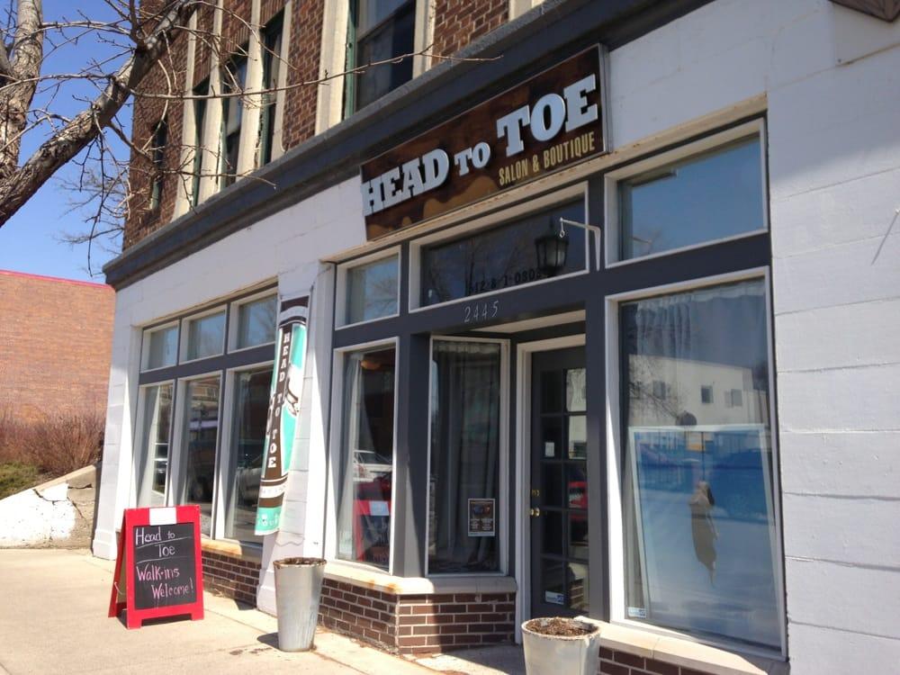 Head to toe salon hair salons whittier minneapolis - Hair salons minnesota ...