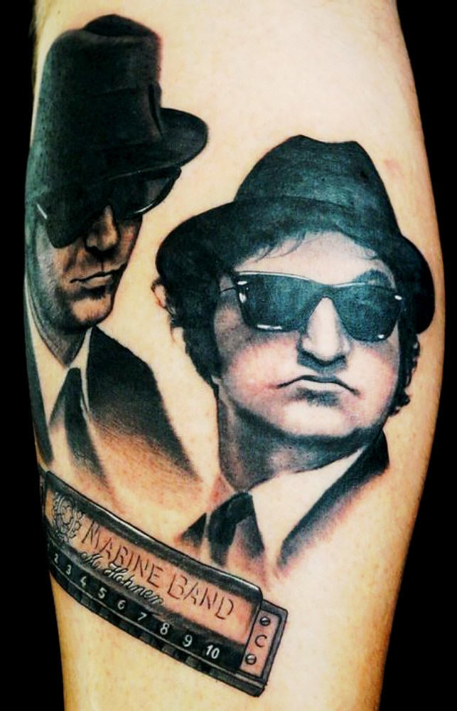 The blues brothers yelp for The order tattoo los angeles