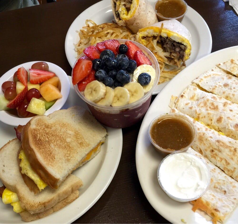 Breakfast Burrito Quesadilla Recipes — Dishmaps