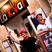 La K. Val des Basques - Aix-en-Provence, France. K VAL