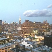 Standard Hotel - What a view! - New York, NY, Vereinigte Staaten