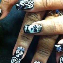 Nails by lafonda 28 photos nail salons spring valley for 24 nail salon las vegas
