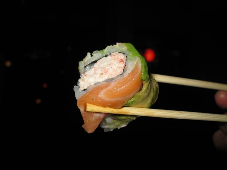 Morgan sandobe roll yelp for Ashiya japanese cuisine