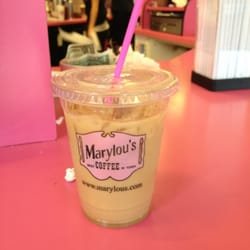 Marylou's News - Iced Milky Wey with cream and sugar. It's bound to turn your frown upside down! - Rockland, MA, Vereinigte Staaten