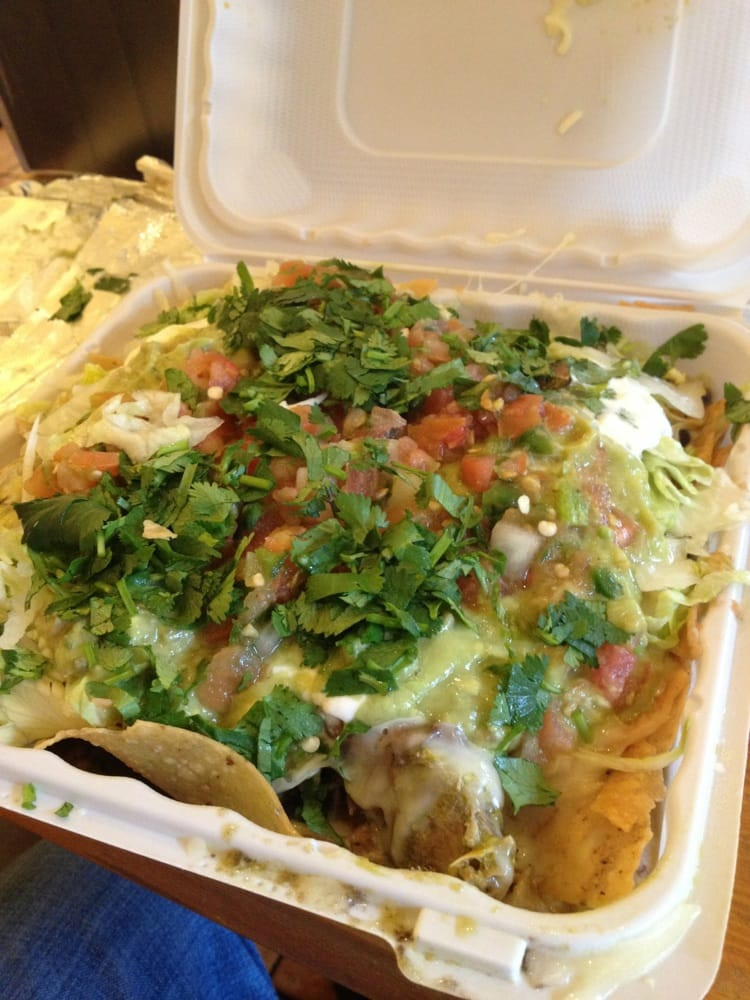 Super Nachos Super Nachos With