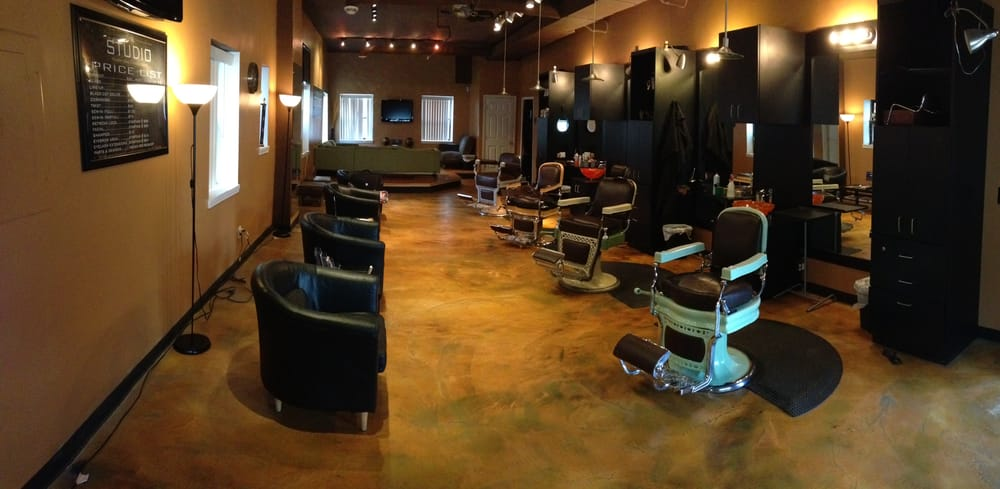 The studio barber shop beauty salon hair salons - Cincinnati hair salons ...