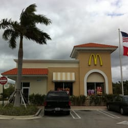 Mcdonalds Okeechobee Blvd West Palm Beach
