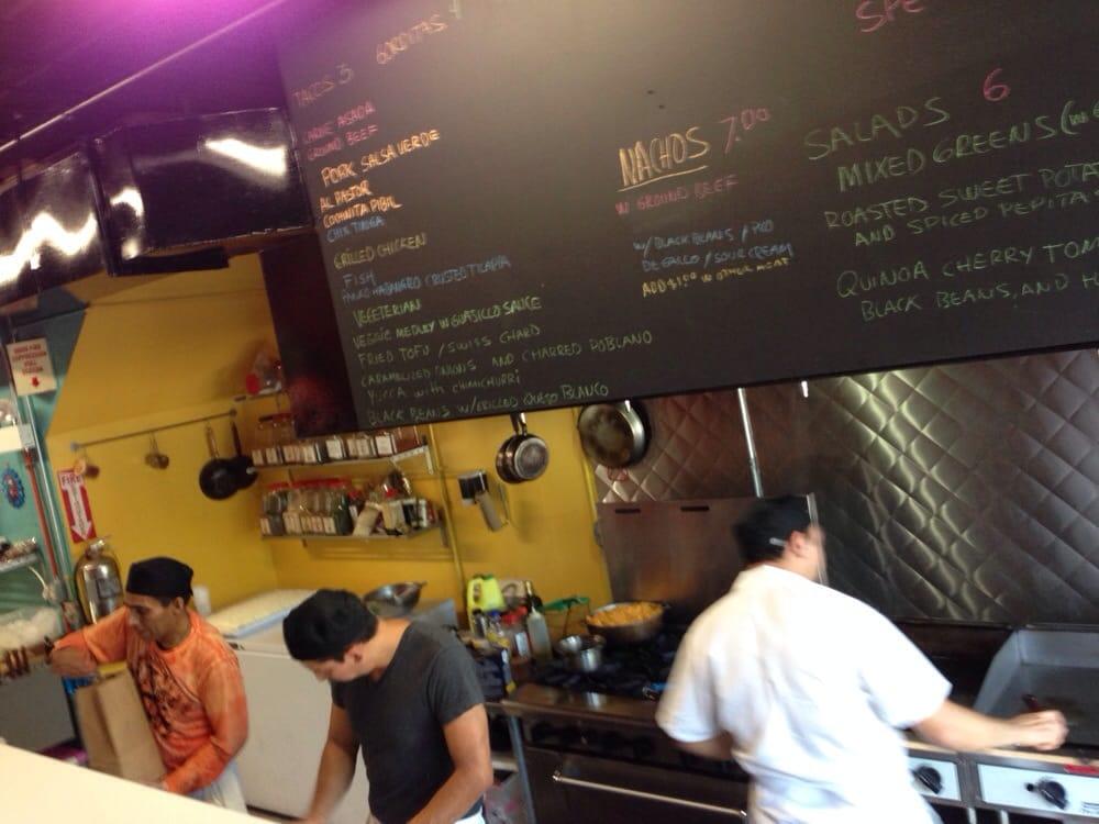 Tomate Fresh Kitchen Latin American Evanston Il Yelp
