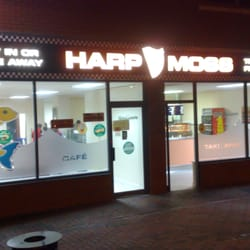 Harp Moss Takeaway, Manchester