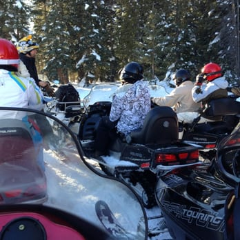Steamboat snowmobile tours coupon