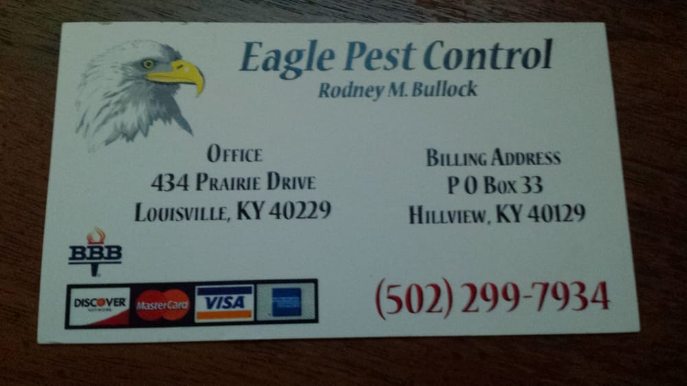 Shepherdsville (KY) United States  city photo : Eagle Pest Control Shepherdsville, KY, United States. Here is a ...