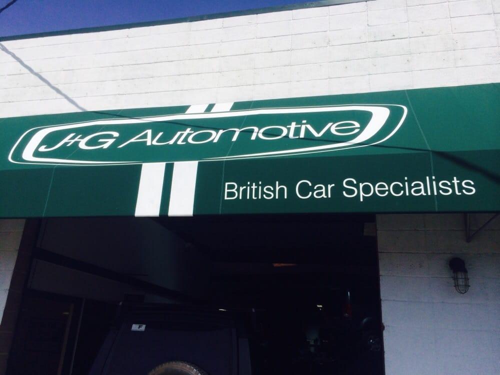 J g automotive garages 633 irwin st san rafael ca for Garage auto st genest lerpt