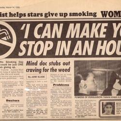 Smoke Free Lady, London