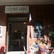 Schönes Café, Berlin, Germany