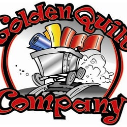 Golden Quilts Company logo