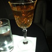 A prune manhattan! Much more alcoholic